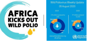 Africa kicks out polio