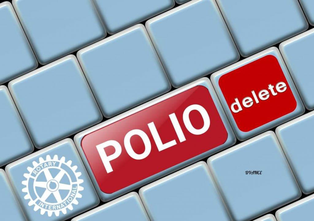 Polio rotary Delete