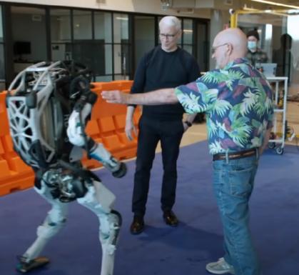 Framtidens robotar